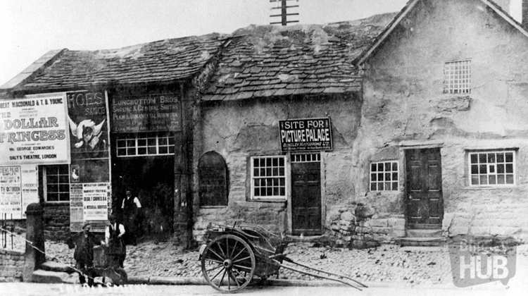 Smithy Pub in Bingley 1913