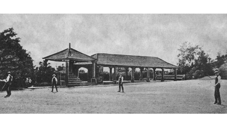 Prince of Wales Park,  in 1921