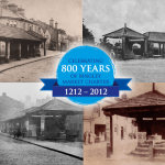 800 Years of Bingley Market