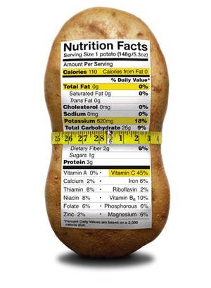 nutritional-facts-about-potatoes