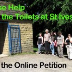 Save the toilets at St Ives Bingley