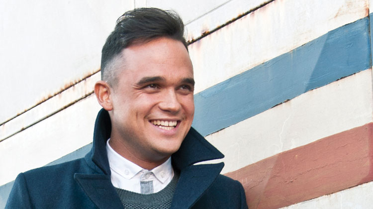 Gareth Gates plays Bingley Arts Centre