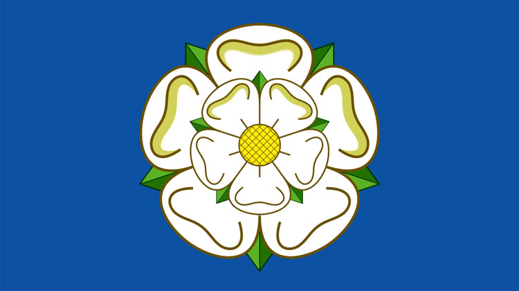 Yorkshire Day Flag